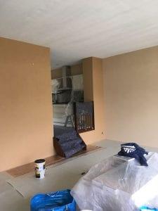 Strak binnenschilderwerk: streeploos muren schilderen